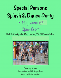 Splash and Dance Party